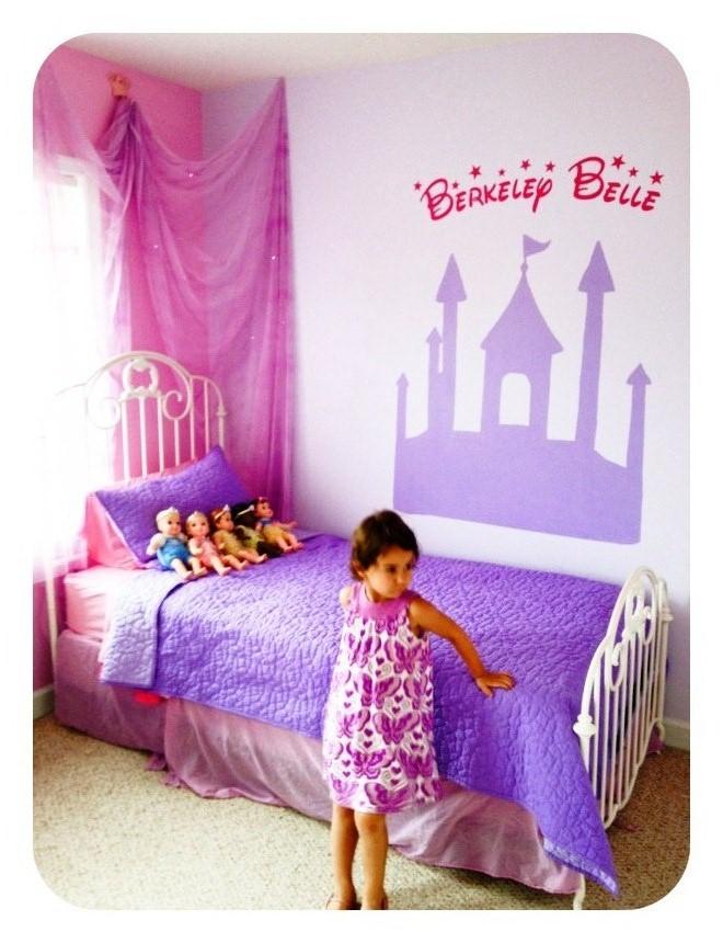 Mandy made my little big girl 39 s room - Habitaciones de princesas ...