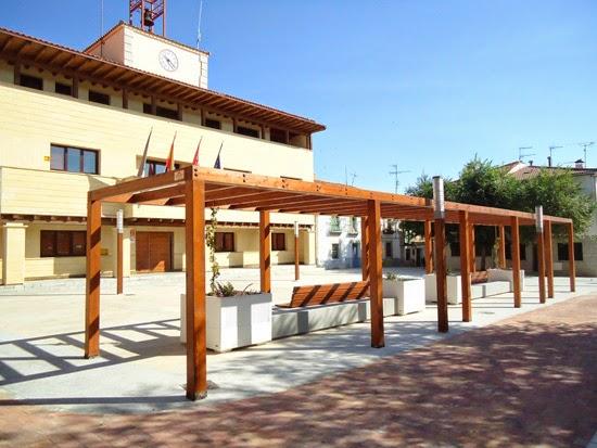 Base paisajismo porches y p rgolas para parques y for Bases para pergolas