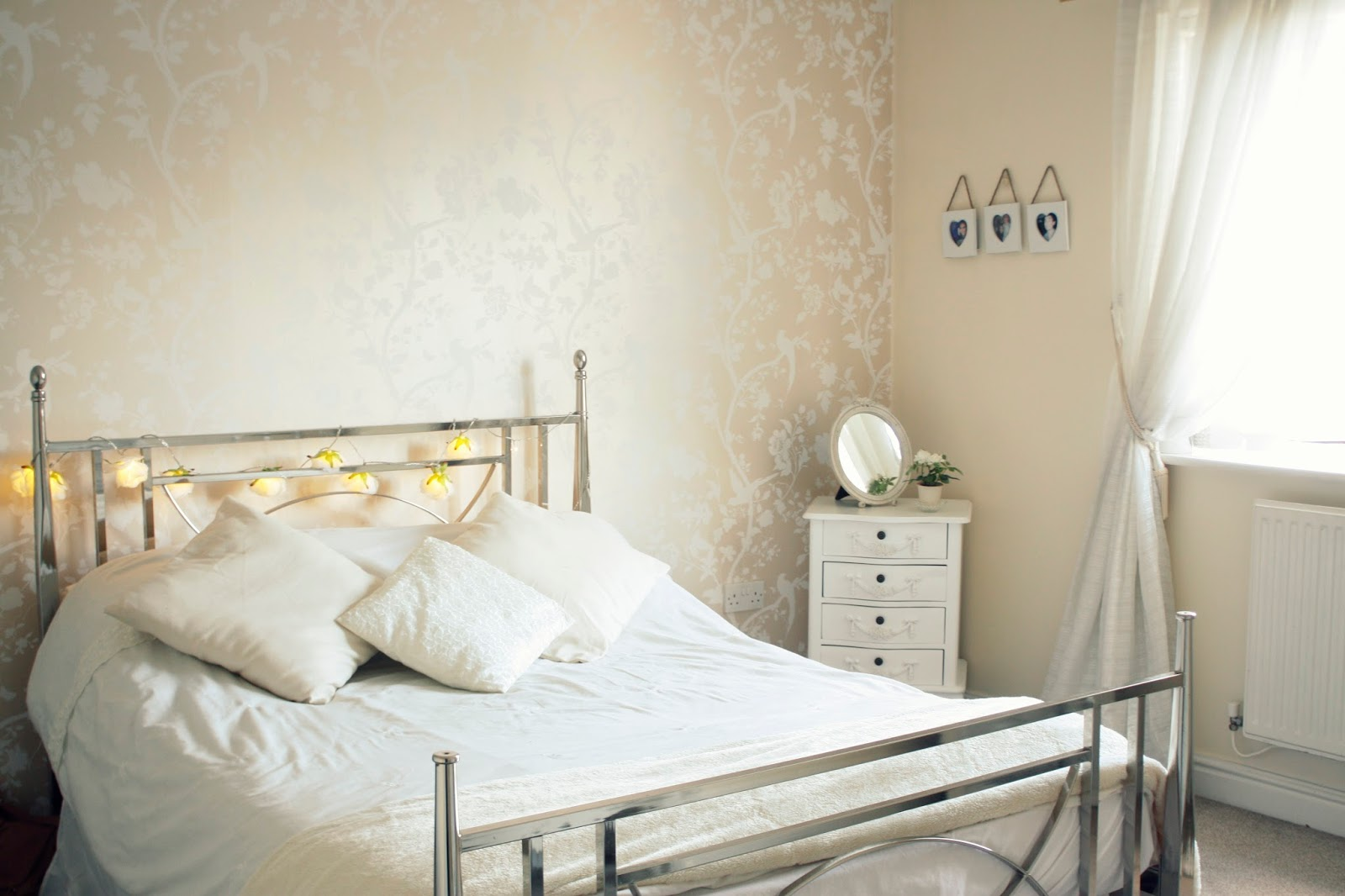 Shabby Chic White Bedroom Ideas. Second-sun.co