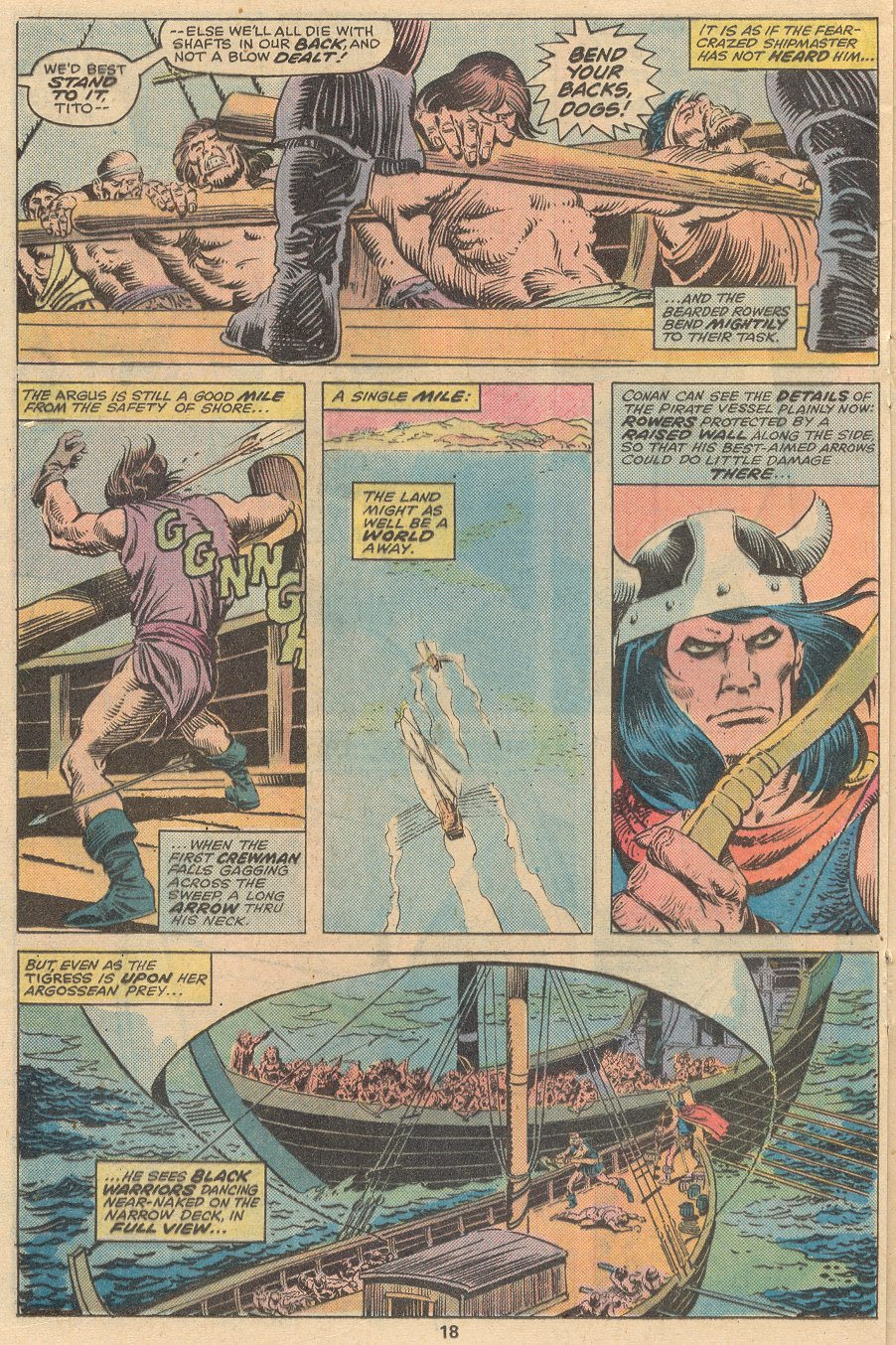 Conan the Barbarian (1970) Issue #58 #70 - English 13
