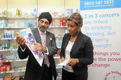 Royal Greenwich Pharmacies Help Fight Cancer Through Tip The Balance Scheme