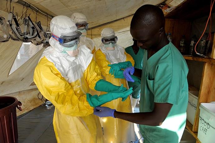 wabah ebola di afrika