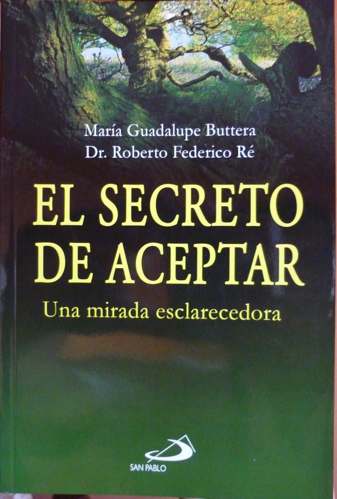 """Libro """"El Secreto de Aceptar"""""""