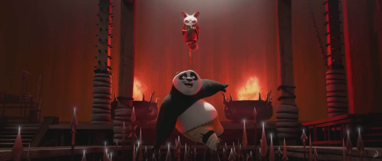 Kung Fu Panda 3 2016 official movie trailer 1 jack black returns as Po