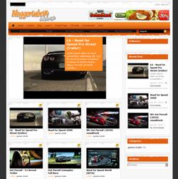 Bloggertube v4 - Video Template Blogger Bloggertubev4