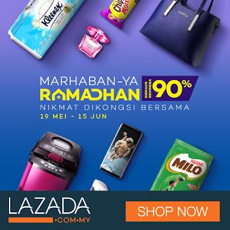 Lazada Marhaban-Ya Ramadan 2017