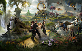 Oz the Great and Powerful widescreen wallpapers 002