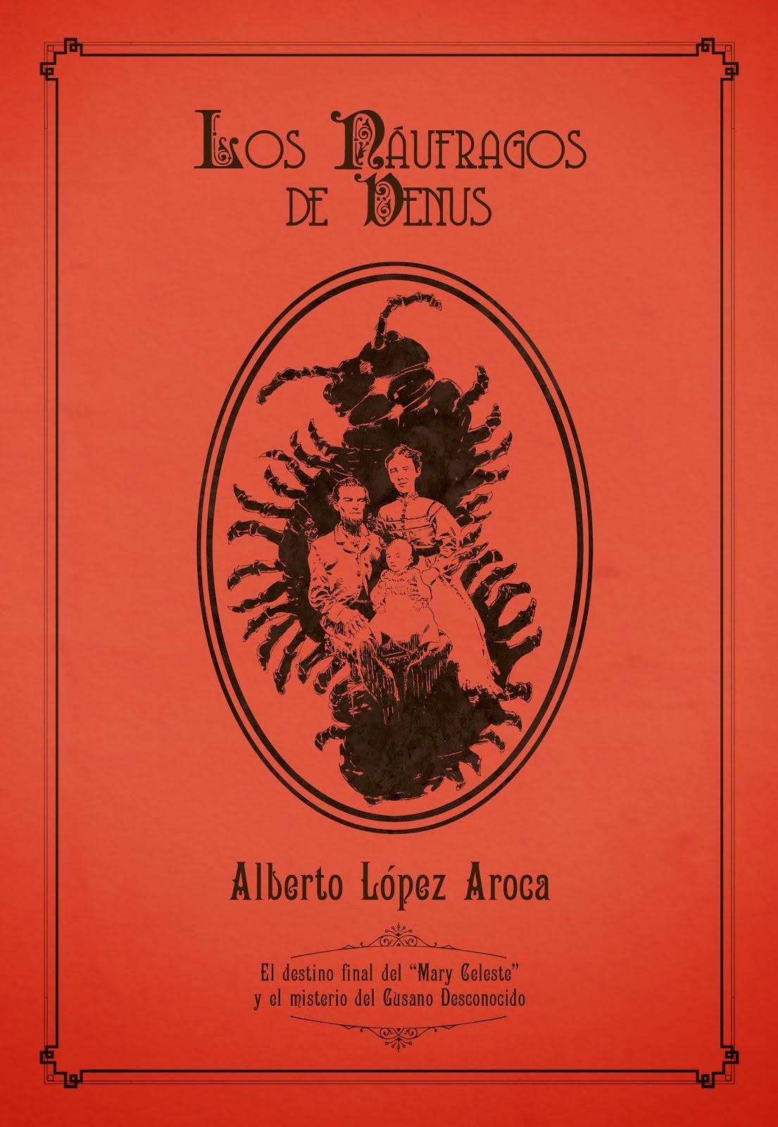"""""""LOS NÁUFRAGOS DE VENUS"""", 18 euros"""