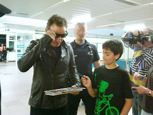 Bruce en Foronda. 03/06/2012