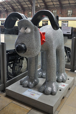 May Contain Nuts (and Bolts) Gromit (side view)