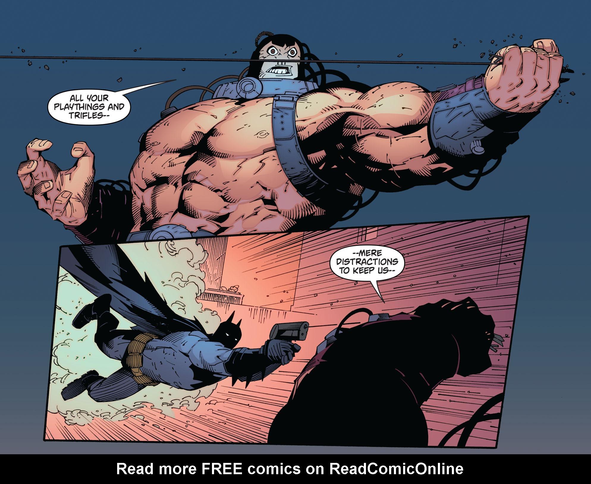 Batman: Arkham Knight [I] Issue #15 #17 - English 9