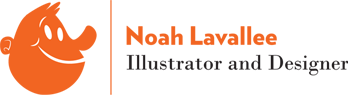 Noah Lavallee Illustration and Design