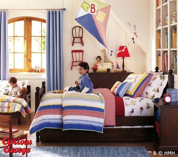 Curious George Bedding Crib