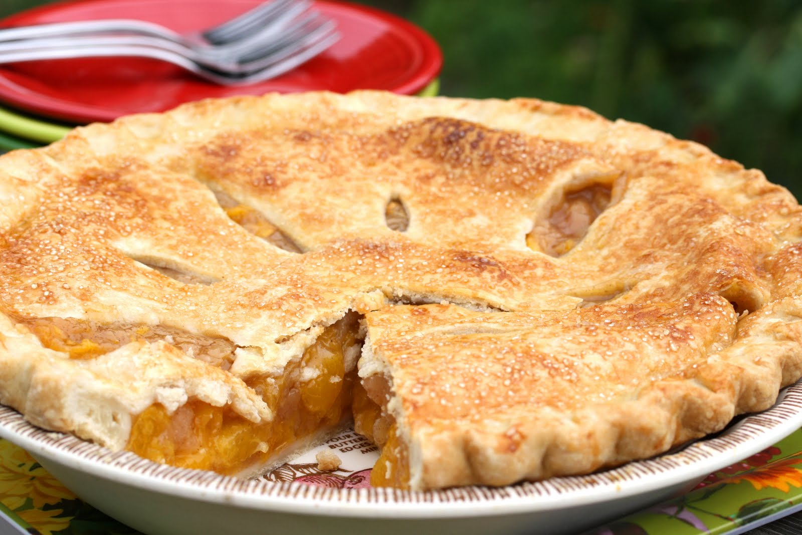 home images no 30 fresh peach pie no 30 fresh peach pie facebook ...