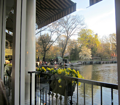 Dinner in the Park  -  The Loeb Boathouse