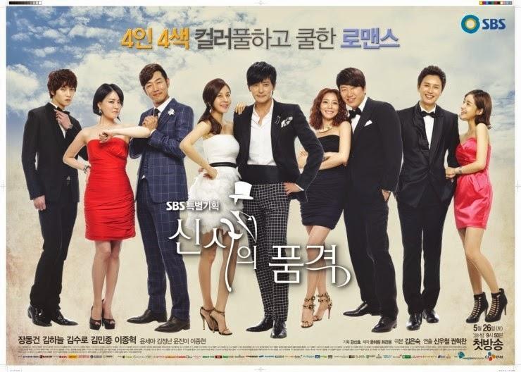 SINOPSIS DRAMA KOREA A Gentleman's Dignity Episode Lengkap
