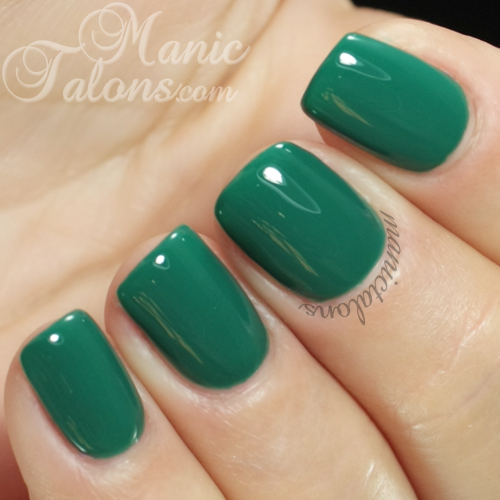 Bio Seaweed Gel Poison Ivy Swatch