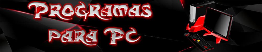 Programas para PC