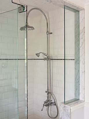 Sarah Richardson Designs shower