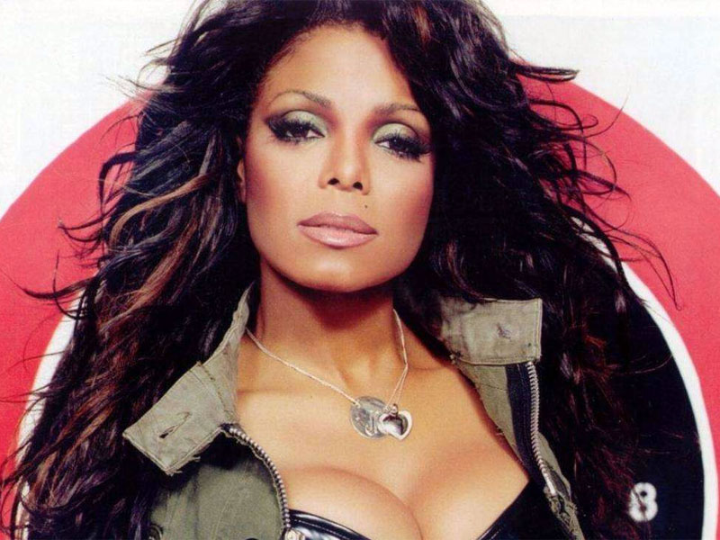 Janet Jackson - Gallery Colection