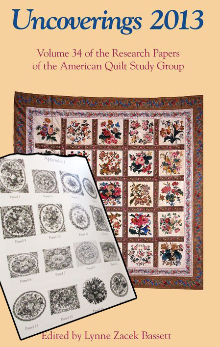 Printed Panels for Chintz Quilts: Their Origin and Use