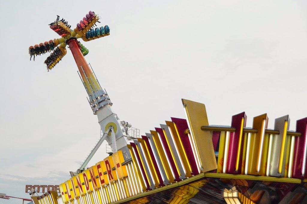Oktoberfest Carnival 2014 thrill