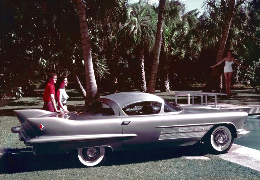 Lovely The 1954 Cadillac El Camino (Spanish For