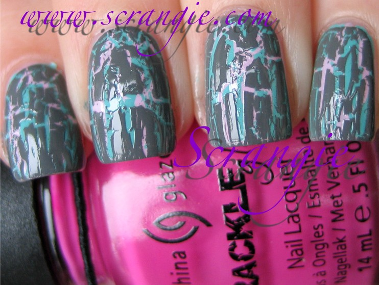 Crackle Paint Color Ideas
