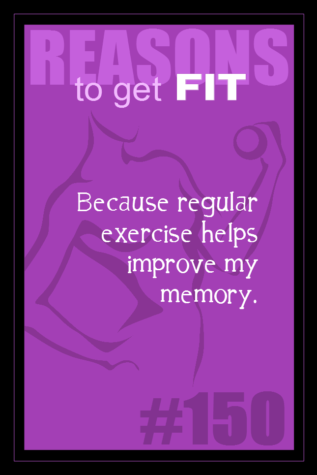 365 Reasons to Get Fit #150