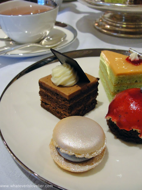Afternoon Tea at the Ritz-Carlton, Phoenix