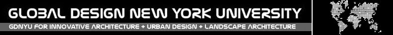 Global Design New York University