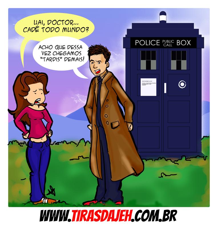 Cadê todo Mundo [Doctor Who]
