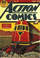 Action Comics #13 cover