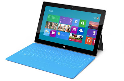 Surface – The Microsoft Tablet
