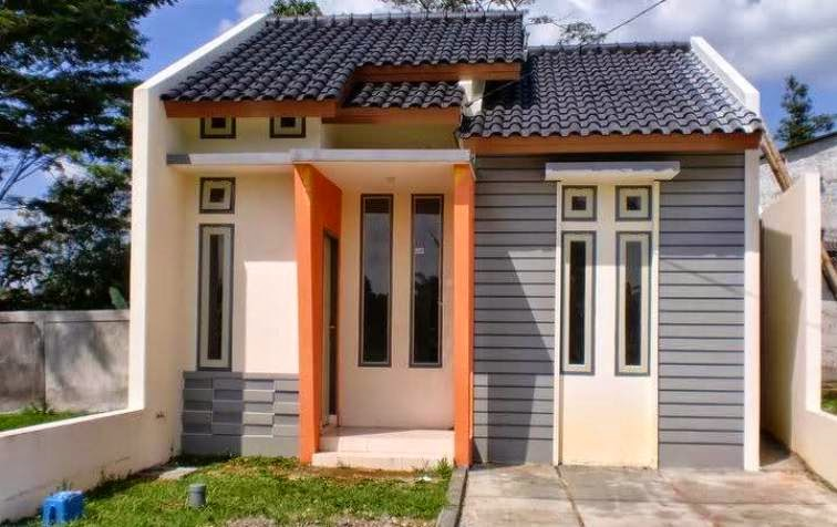 model rumah idaman minimalis sederhana 1 lantai