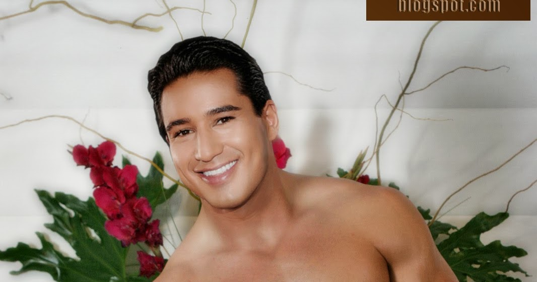 mario nude Actor lopez