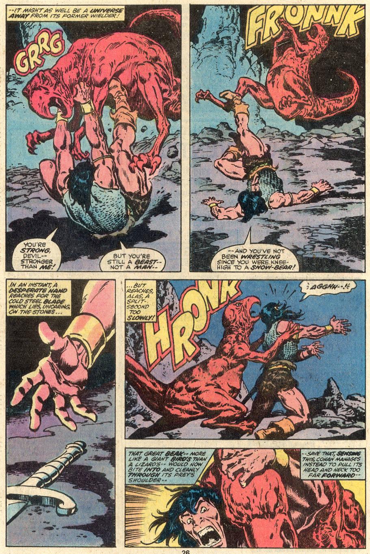 Conan the Barbarian (1970) Issue #95 #107 - English 15