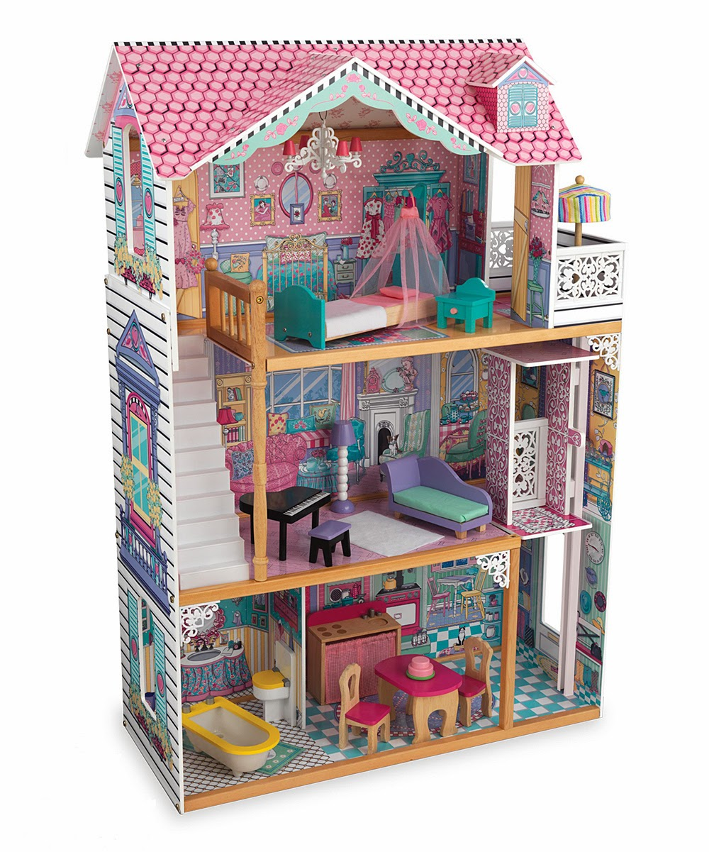 Kidkraft train set play kitchen and doll houses on sale for Craft sets for 7 year olds