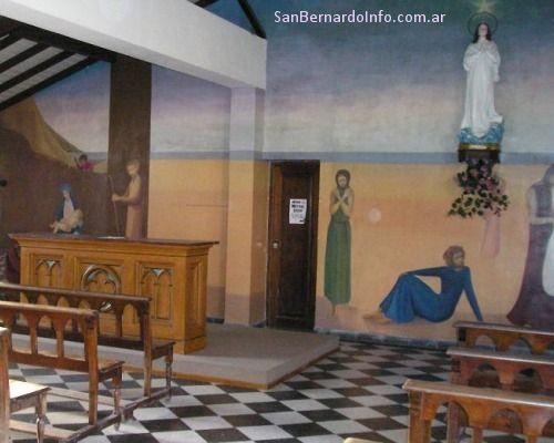 Iglesia Stella Maris de San Bernardo
