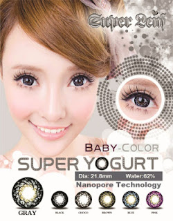 BABY-COLOR Softlens