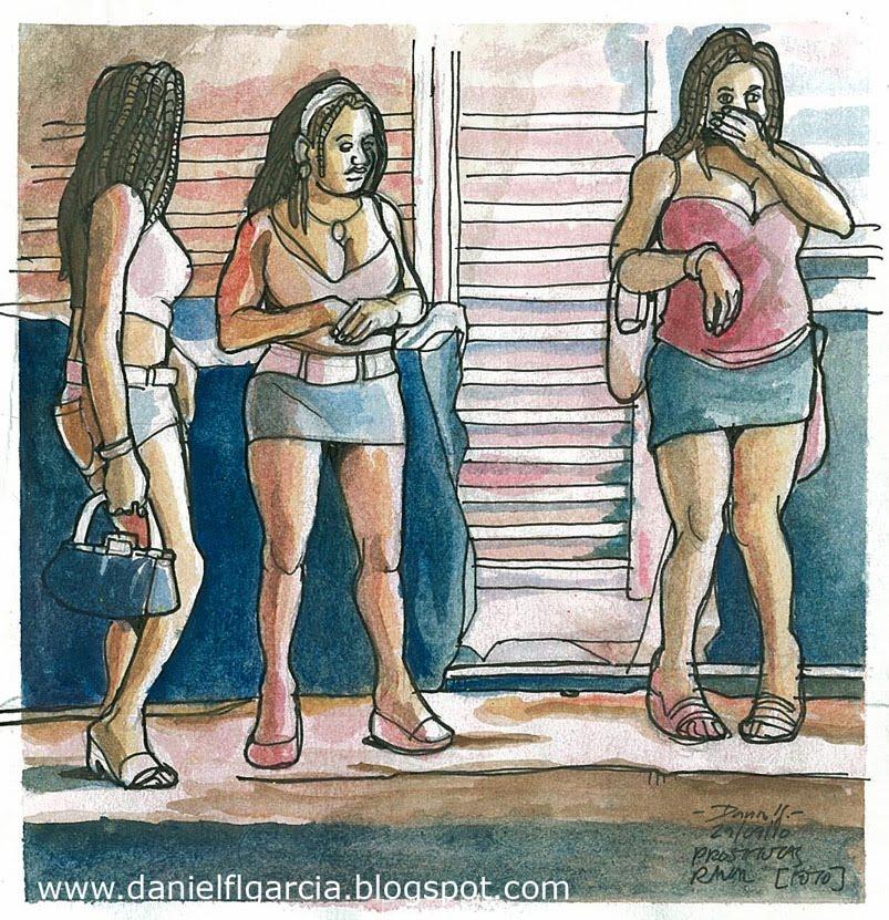 prostitucion gravando prostitutas
