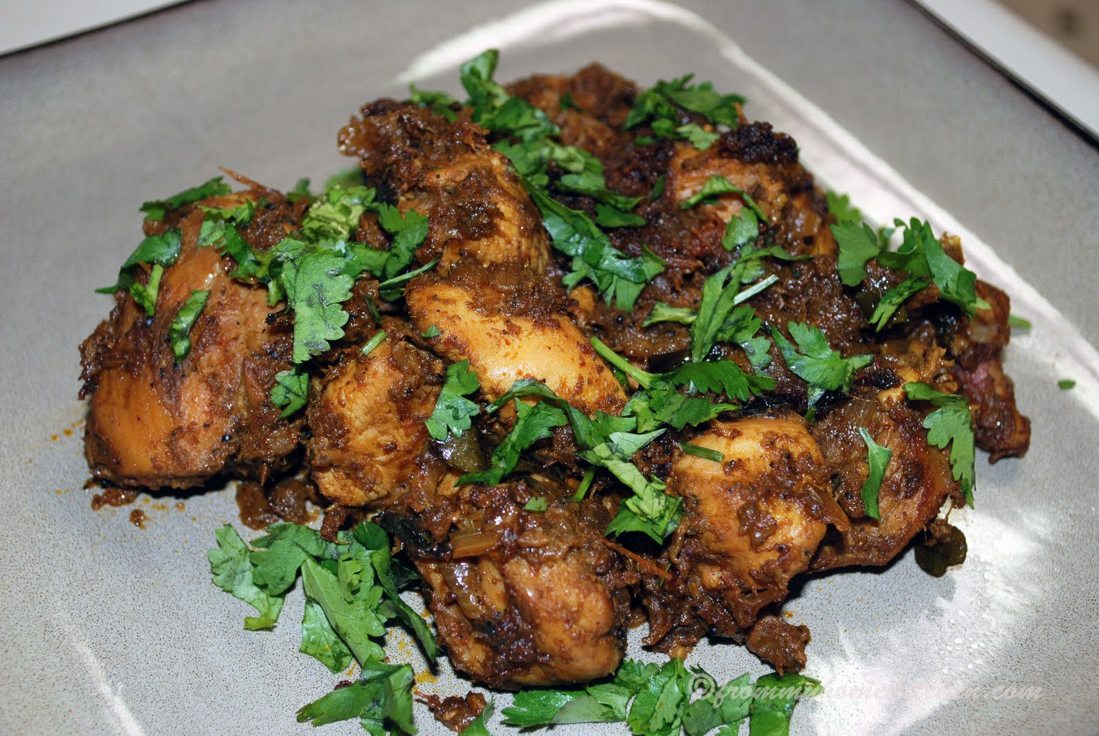 chicken rice flickr photo sharing black pepper chicken at panda ...