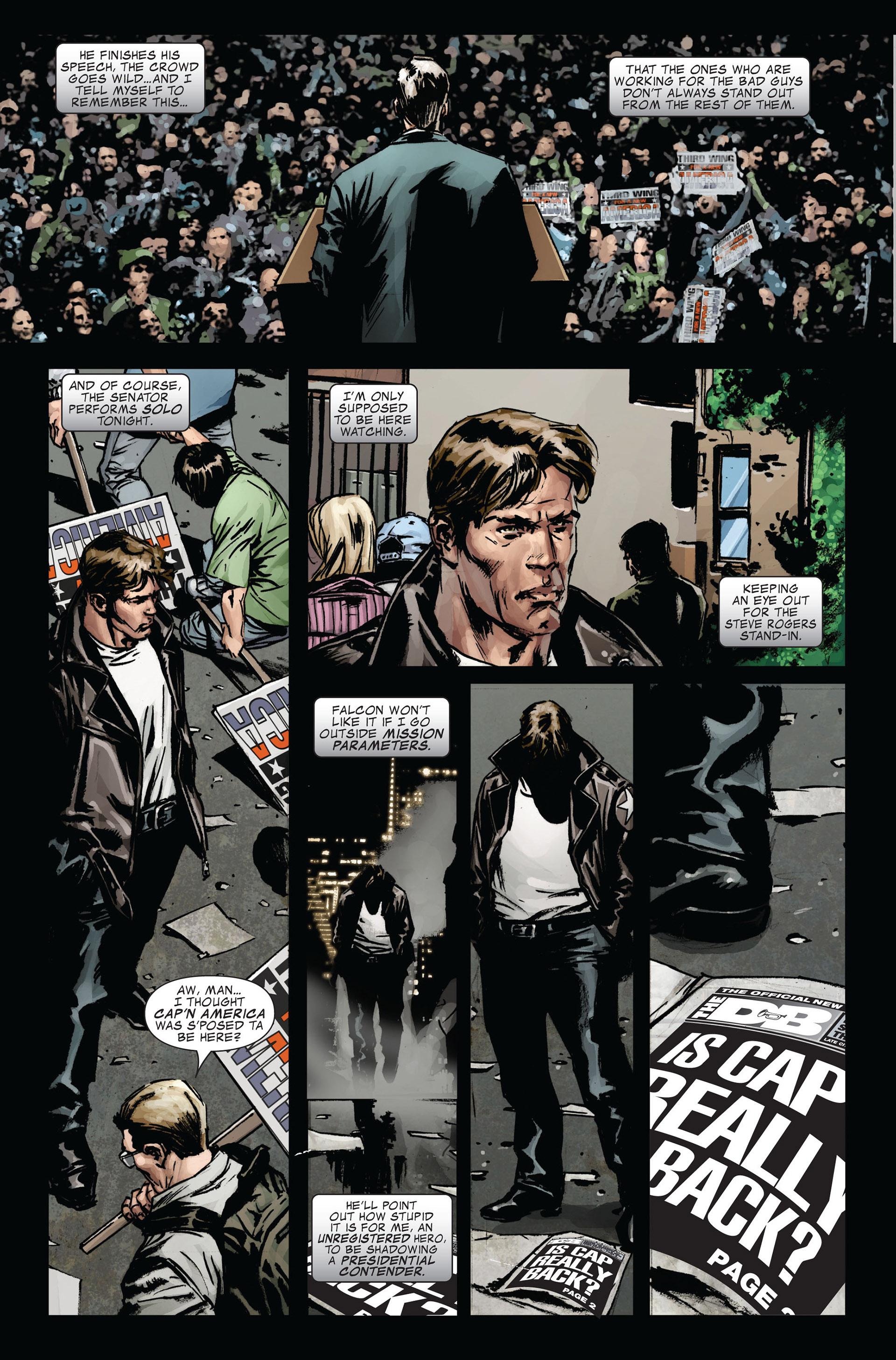 Captain America (2005) Issue #39 #39 - English 18
