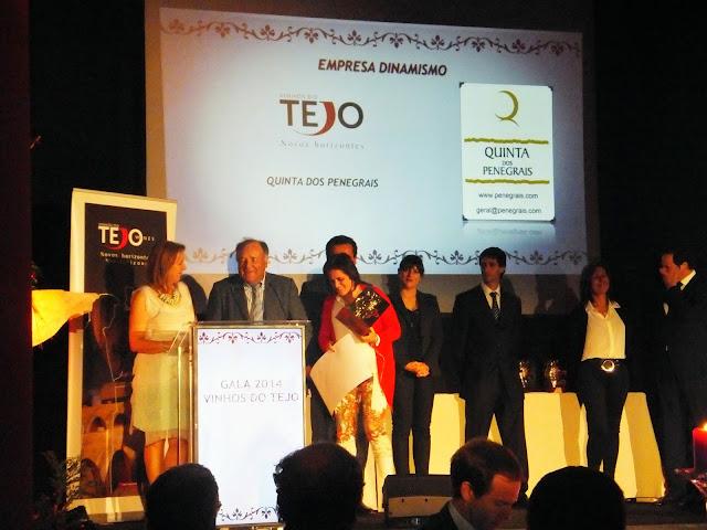 Gala dos Vinhos do Tejo 2014 - reservarecomendada.blogspot.pt