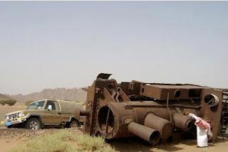 سكة حديد الحجاز