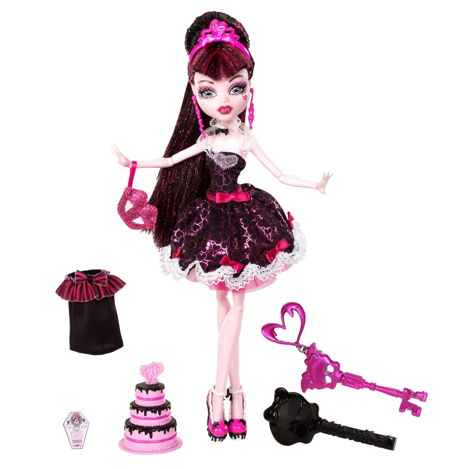 monster high pretty marzo 2012. Black Bedroom Furniture Sets. Home Design Ideas