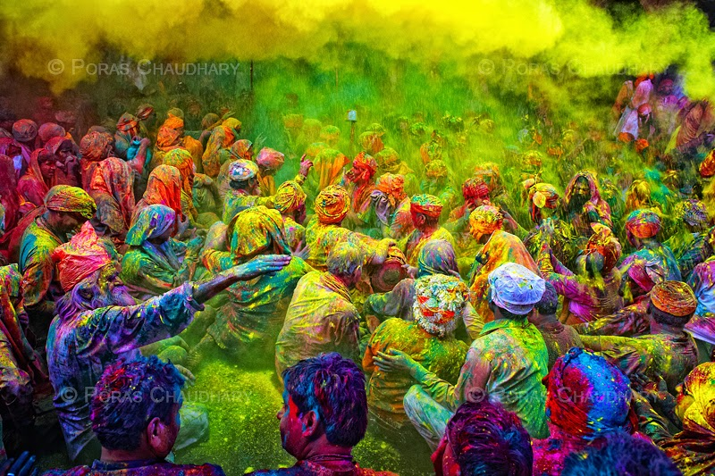 holi; festival; colors; weed; bhang lassi