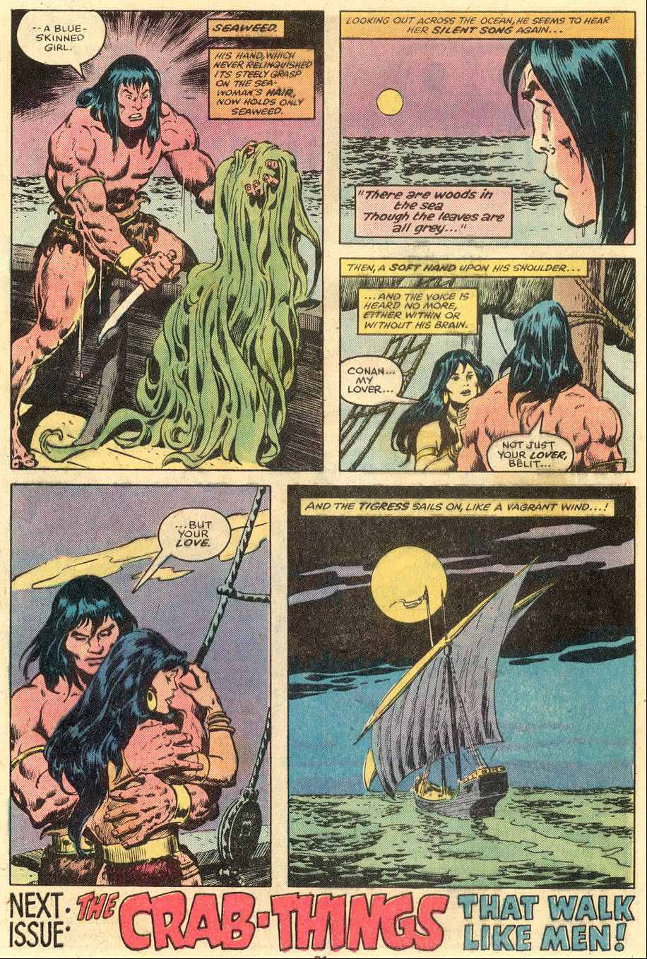 Conan the Barbarian (1970) Issue #98 #110 - English 18