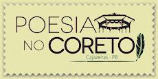 """HOJE (QUINTA-FEIRA 04/10), TEM """"POESIA NO CORETO."""" LOCAL: PRAÇA DA MATRIZ N.S.FÁTIMA, ÀS 19H"""