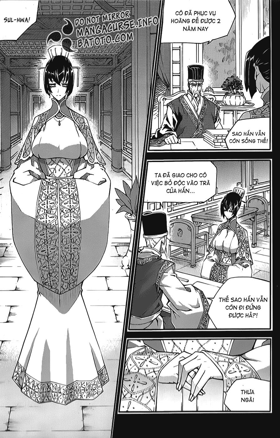 Witch Hunter – Thợ Săn Phù Thủy chap 65 Trang 11 - Mangak.info